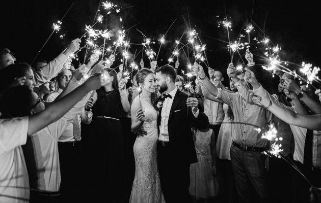 B&P - Ślub w Dworze Olimp | Stalowa Wola